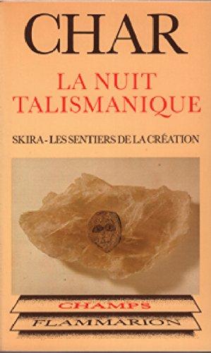 La Nuit talismanique (Champs) par RENé CHAR (Poche)