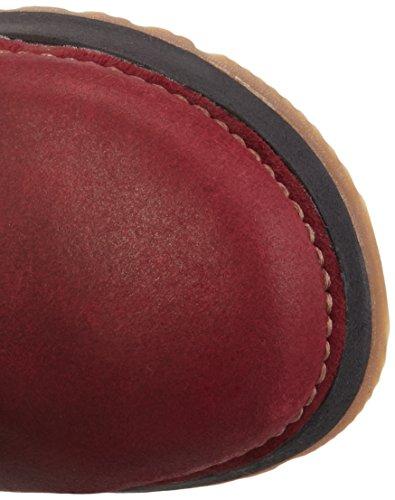 artHEATHROW - Stivali a metà polpaccio con imbottitura leggera Donna Rosso