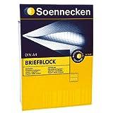 SOE Briefblock 1383 A4 rautiert 50Bl 70g