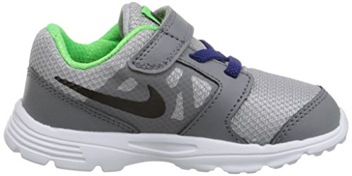 Nike Downshifter 6 (Td), Scarpe Walking Baby Bambino Grigio/Nero