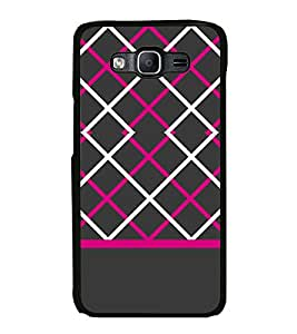 Fuson Laser Pattern Design Designer Back Case Cover for Samsung Galaxy On5 Pro (2015) :: Samsung Galaxy On 5 Pro (2015) (Ethnic Pattern Patterns Floral Decorative Abstact Love Lovely Beauty)