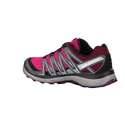 Salomon Femme XA Lite Chaussures de Course à Pied et Trail Running, Synthétique/Textile Grey