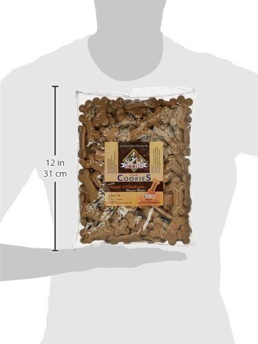 Nootie Freshly Baked Cookie, Real Chicken and Peanut Butter, 1kg