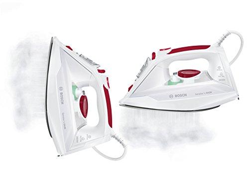 Bosch Sensixx'x DA30 TDA302801W, 450 W, 0.3, Cerámica, Blanco/Rojo