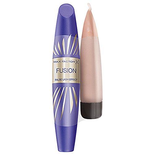 Max Factor False Lash Effect Fusion Mascara black plus Gratisprobe Miracle Match Foundation, 1er Pack (1 x 2 Stück)