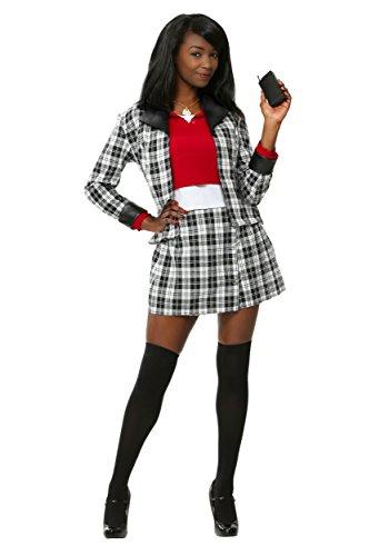 Cher Fancy Dress - Clueless Dee Womens Fancy Dress Costume