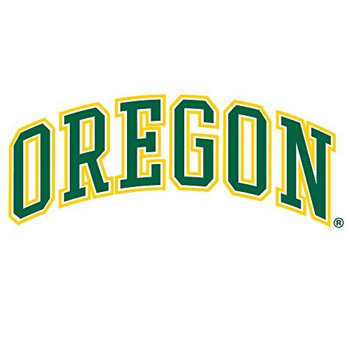 NCAA Oregon Ducks Charakter Maskottchen 20,3cm hoch Primär Logo Vinyl Transfer Papier, Team Farbe, eine (Maskottchen Charakter)