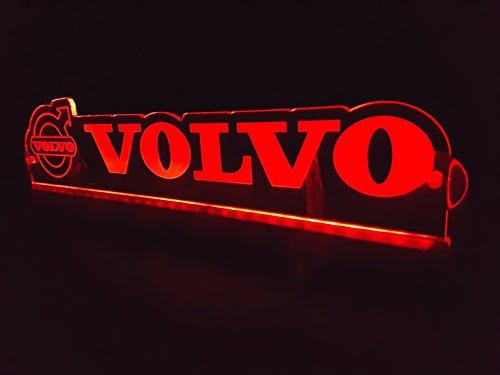 8bb9c191c64039 Billig 24 Volt LED Leuchtschild für LKW Truck Trucker Fahrer Rot ...