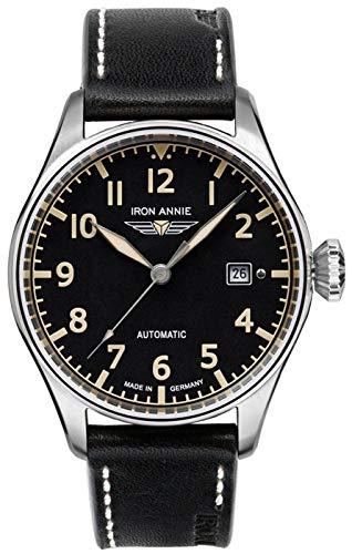 Junkers Armbanduhr 5162-3 Herrenuhr