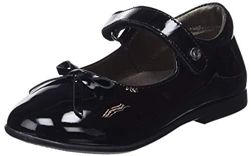 Naturino ballet, ballerine con cinturino alla caviglia bambina, (nero 0a01), 27 eu