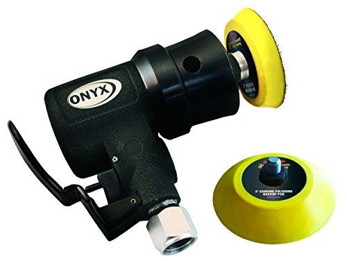 Astro Pneumatic Tool Astro 321 Klettverschluss ONYX Random Orbit Micro Sander mit 3mm Orbit