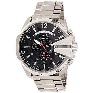 Diesel Reloj Analógico para Hombre de Cuarzo con Correa en Acero Inoxidable 8431242481814