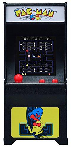 Tiny Arcade Kleinste der Welt - Pac-Man Arcade-Spiel - Funktioniert! (8.9x4.45x4.45 cm)