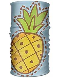 Bikofhd Magic Headwear Pineapple Outdoor Scarf Headbands Bandana Mask Neck  Gaiter Head Wrap Mask Sweatband H2 39b2f64f6944c