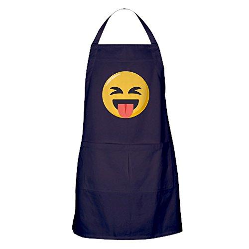 CafePress Tablier de cuisine avec poches et languette