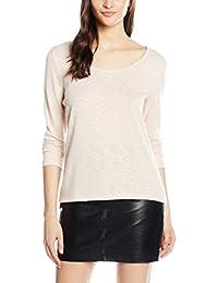 VILA CLOTHES Damen Pullover Vibizz L/S Top