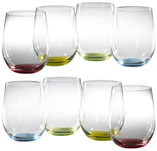 Riedel Happy O Wine Tumbler (Set von 8) Chardonnay Wine Tumbler