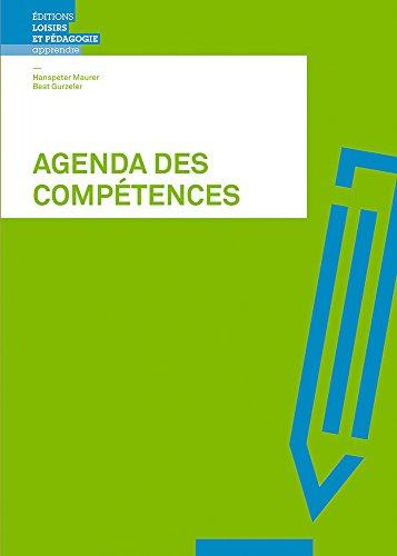 Agenda des Compétences - Outils et Techniques d'Apprentissage