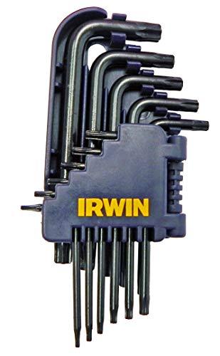 Irwin t10758-JUEGO DE llaves Torx Sechskant Para Cinturón (Para Juegos Llaves)