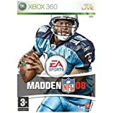 Madden NFL 08 (Xbox 360) [import anglais]