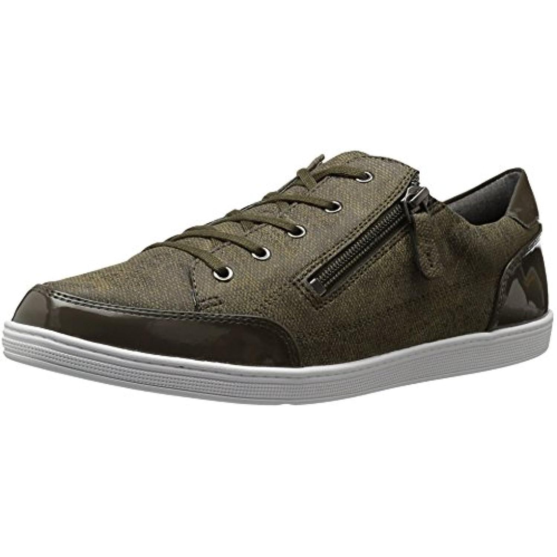 Soft Style Femmes Couleur Chaussures De Sport A La Mode Couleur Femmes Vert Olive Night Faux TW - B01MYBD55B - 682f11