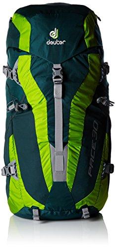 Deuter Pace 30 Mochila para Deportes de Nieve, Unisex Adulto, Verde (Forest / Kiwi), 30 l