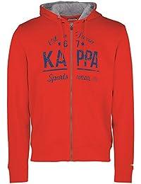 Kappa Veste wanko Sweat zippé à capuche pour