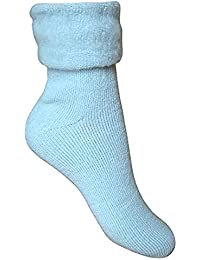 Ladies & Girls Super Soft Thermal Fleece Lined Warm Winter Bed Socks