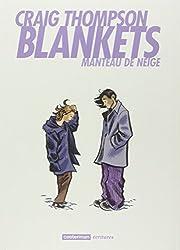 Blankets manteau de neige