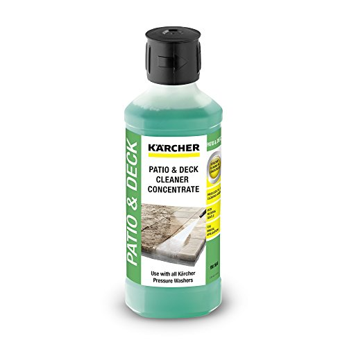 Karcher Patio Cleaner (Kärcher 6.295-842.0 Patio & Deck Cleaner 500ml Konz. GBPint)