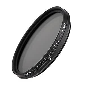 Docooler Fotga 52mm Slim Fader Variable ND Filter Adjustable Neutral Density ND2 to ND400