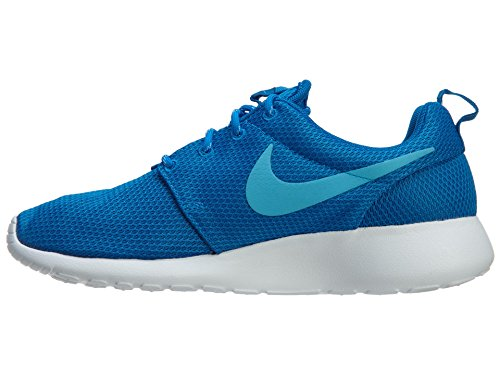 Nike Roshe One, Scarpe da Ginnastica Unisex adulto Blue/White
