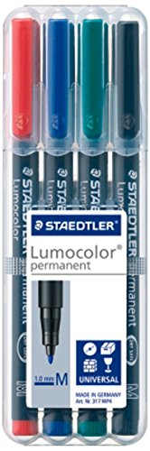 staedtler-317wp4-estuche-4-rotuladores-retro-permanente-con-punta-media