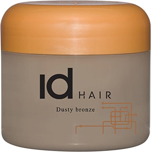 IdHAIR Dusty Bronze - Hair Wax, 1er Pack (1 x 100 ml)