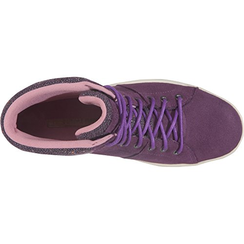 Helly Hansen W Madieke, Sneaker a Collo Alto Donna Viola (Dark Violet/Dusty Powde)