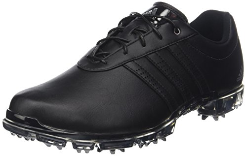 adidas Herren Adipure Flex Golfschuhe, Schwarz (Negro DA8821), 45 1/3 EU
