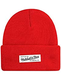 922f86e4d29097 Amazon.co.uk: Mitchell & Ness - Skullies & Beanies / Hats & Caps ...