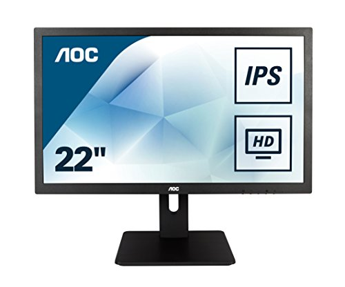 AOC Pro-Line I2275PWQU 21.5-Inch 1920 x 1080 Full HD IPS LCD Monitor - Black