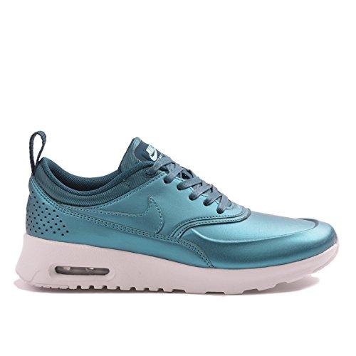 Nike Damen 861674-901 Turnschuhe Green/White