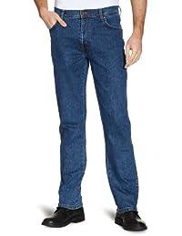 Wrangler Men's Texas Stretch Darkstone Jeans