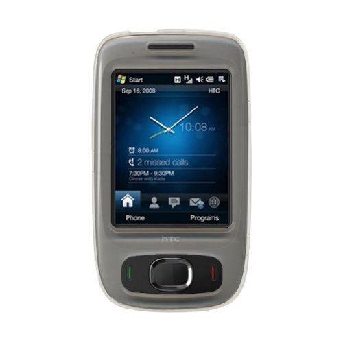 Bluetrade Hartschalen-Tasche durchsichtig für HTC Touch Viva
