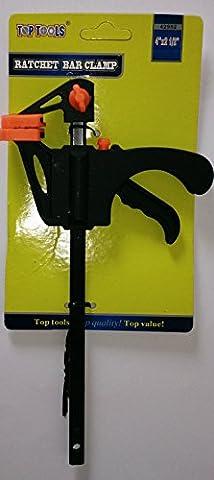 2serre-joints à cliquet 10,2cm X 2,5pouces en