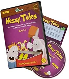 Nessy Tales Animated Reading Books