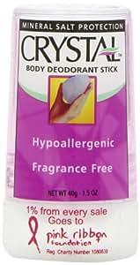 Crystal Travel Deodorant Stick - 40 g