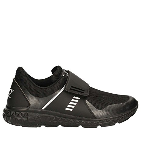 emporio-armani-ea7-mens-shoes-trainers-sneakers-light-ninja-spirit-black-uk-size-44eu-278093-7p258