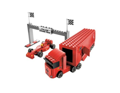 LEGO Racers 8153 - Tiny Turbo Ferrari Truck
