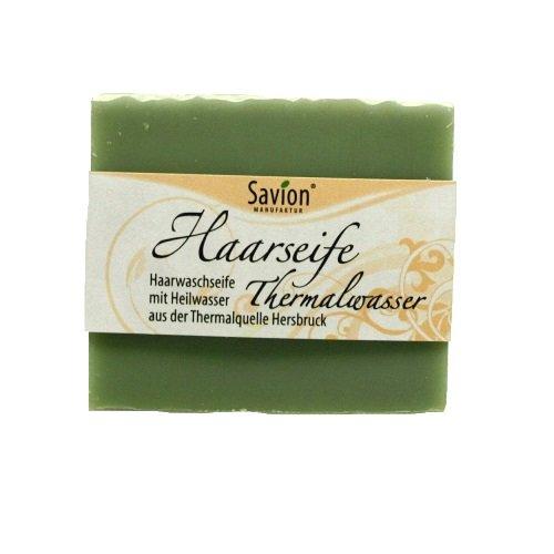 Savion Haarwaschseife Thermalwasser, 85 g