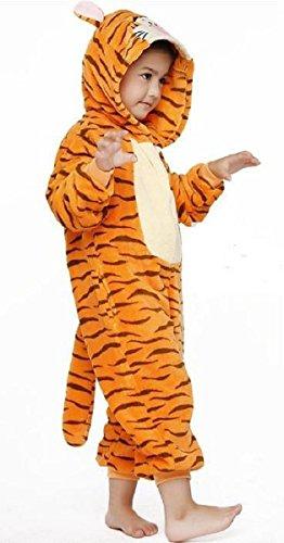 - Tiger Anzug Kostüm