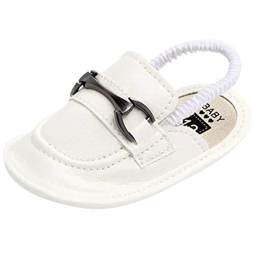 7a67e2f90e061 Moonuy Toddler Bébé Filles Garçons Chaussures Nouveau-né Unisexe Première  Chaussures De Marche Chaussures à