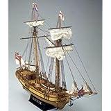 Mamoli - Modello kit barca HALIFAX Wooden ship model kit - DUS_MV37
